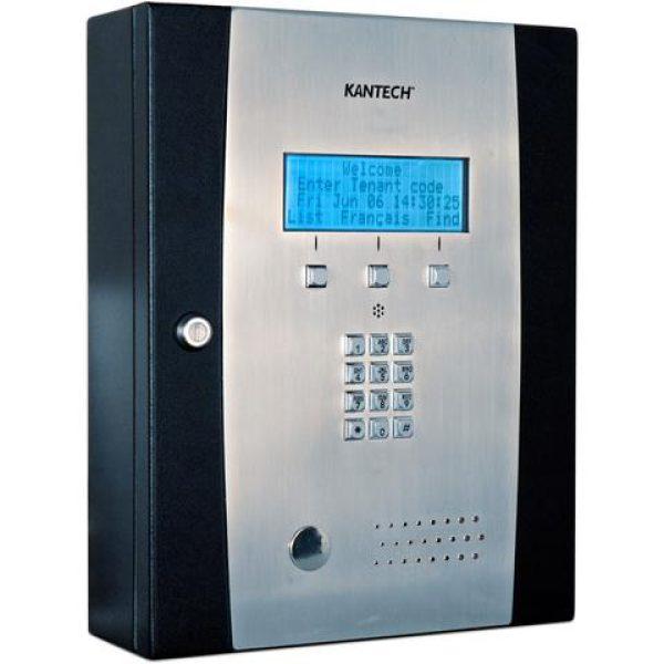 Kantech intercom voice access for commercial security